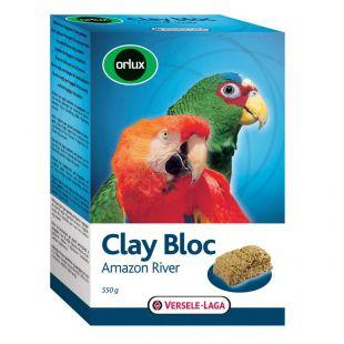 Mineralni kamen Orlux Clay Bloc Amazon River 550g