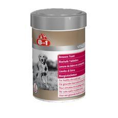 Pivski kvas za pse 8 v 1 VITALITY - 260 tablet