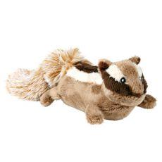 Plišasta igrača za psa - veverica, 28 cm