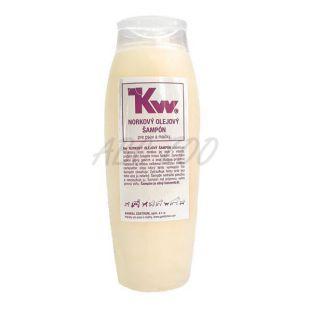 Kw - šampon z nerc oljem za pse in mačke, 250 ml