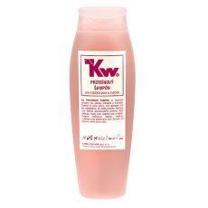 Kw - proteinski šampon za pasje in mačje mladiče, 250 ml