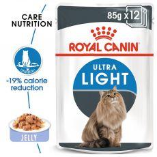 Royal Canin Ultra Light in Jelly 12 x 85 g - žele v vrečici